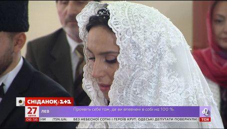 Певица Джамала вышла замуж за своего возлюбленного Бекира Сулейманова