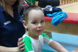 4-річний Владислав потребує допомоги