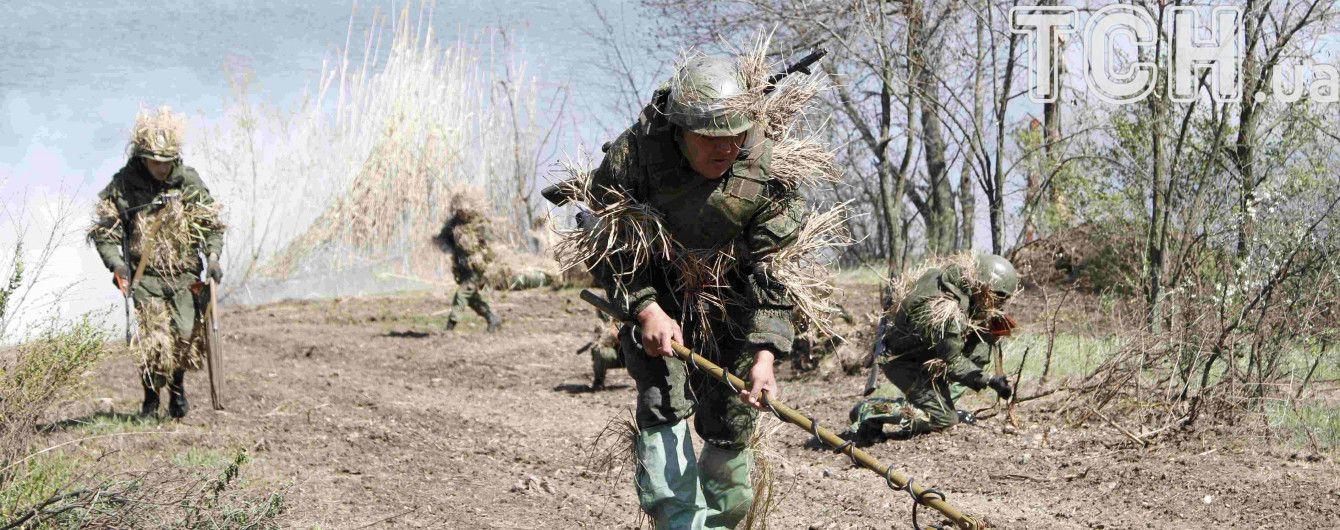 Бойовики продовжують активно гатити на Донецькому напрямку. Хроніка АТО