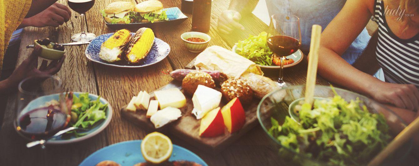 6 быстрых рецептов для пикника