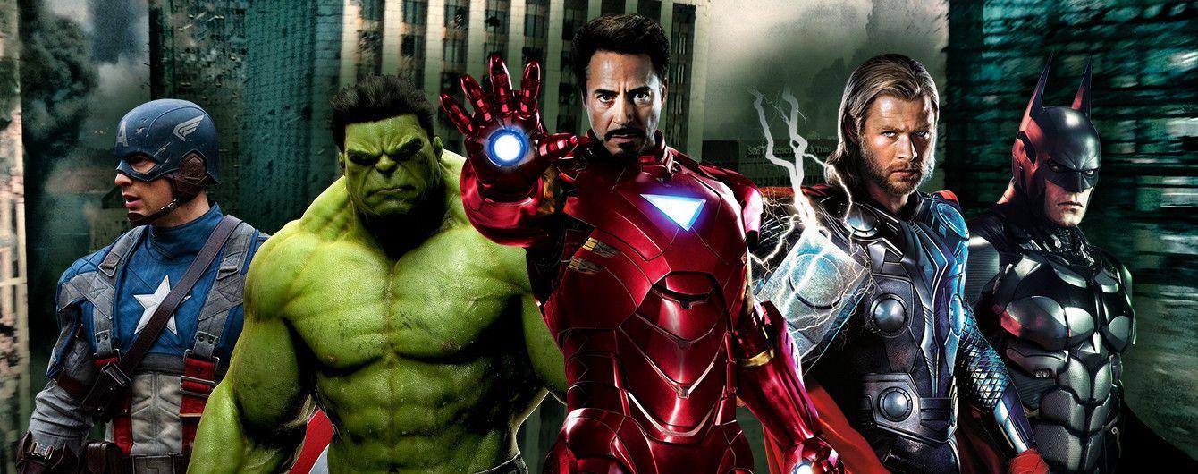 10 типів супергероїв