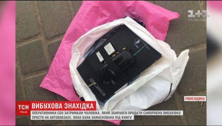 Полиция задержала мужчину, который сделал взрывчатку и замаскировал ее под книгу