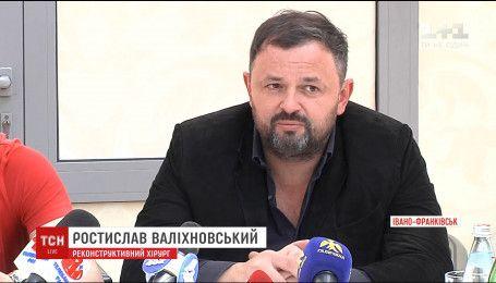 35 ветеранів АТО планує прооперувати відомий пластичний хірург Ростислав Валіхновський