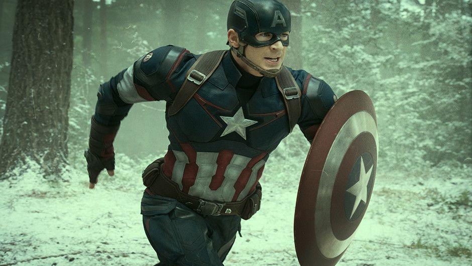 Капітан Америка, для блогів