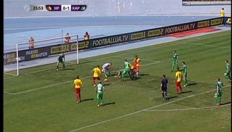 Ворскла - Сталь - 2:0. Обзор матча