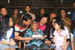 Найстаріший чоловік планети помер у віці 146 років