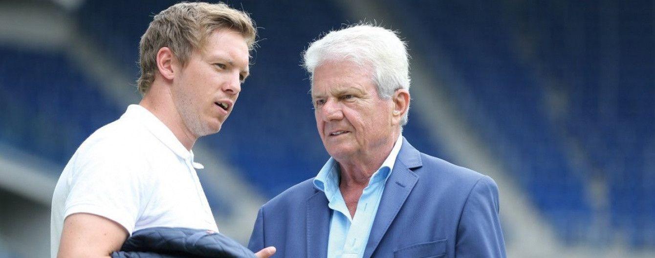 """Наймолодший тренер чемпіонату Німеччини відмовився очолити """"Реал"""""""