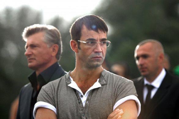 Російський актор і співак Дмитро Пєвцов