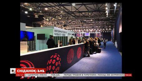 Руслана публикует фото по подготовке к Евровидению
