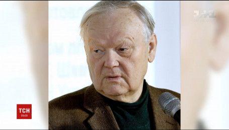 В Киеве будут прощаться с украинским поэтом Олейником