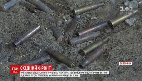 На Восточном фронте один украинский военный погиб, семеро - ранены