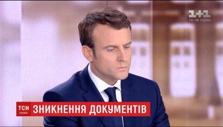 Макрона победил на дебатах с Марин Ле Пен перед вторым туром президентских выборов
