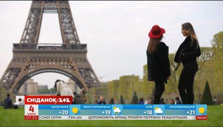 Мой путеводитель. Париж - традиционные французские круассаны и рассветные прогулки