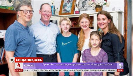 Білл Ґейтс забороняв своїм дітям будь-які ґаджети до 14-річного віку