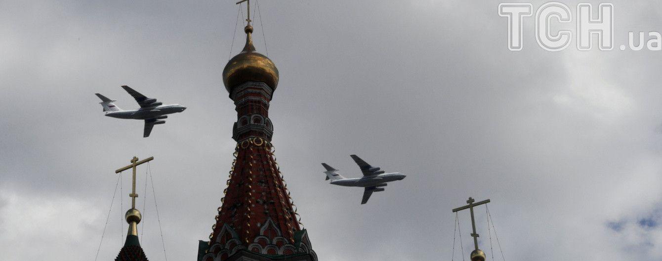 Россия направила истребители и бомбардировщики к границам Украины - ВСУ