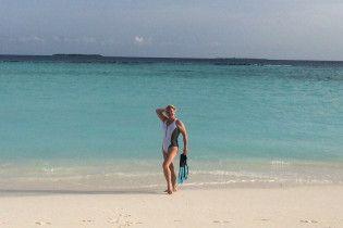 Журналіст показав фото шикарного відпочинку Гонтаревої на Мальдівах