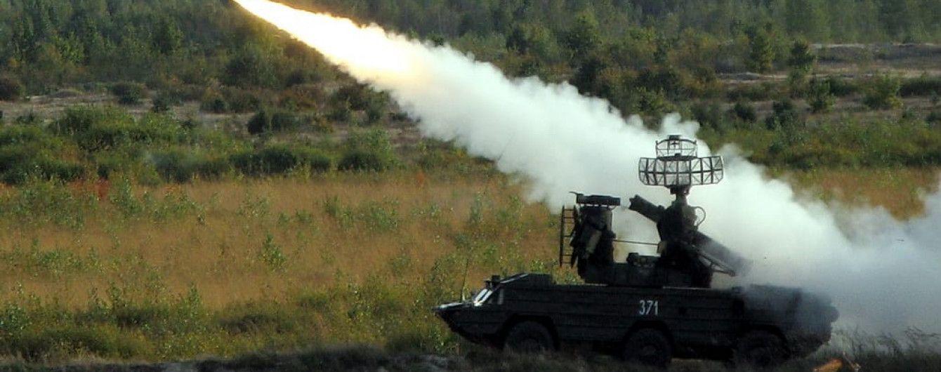 Украинские военные завершают испытания модернизированных ЗРК