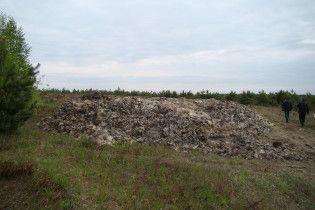 На Тернопольщине и Львовщине устроили незаконные скотомогильники. Они грозят отравлением и наносят государству миллионные убытки