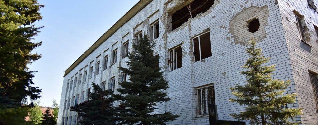 Бойовики знову обстріляли житлові квартали Мар'їнки з мінометів, є поранені