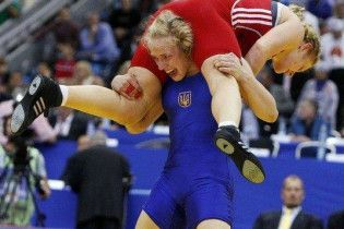 """Українка виграла """"бронзу"""" чемпіонату Європи з боротьби"""