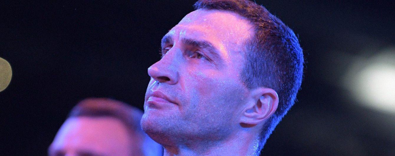 Владимир Кличко назвал главную ошибку в бою с Джошуа
