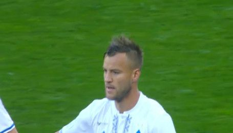 Динамо - Олександрія - 1:0. Відео голу Ярмоленка