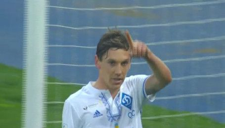 Динамо - Олександрія - 3:0. Відео голу Гармаша