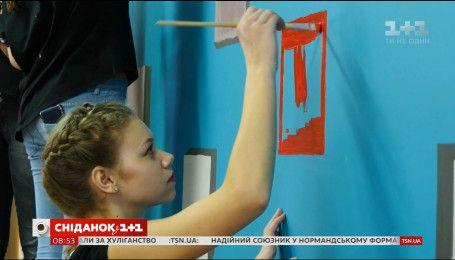 В Івано-Франківську шкільні зміни присвятили улюбленому тренерові