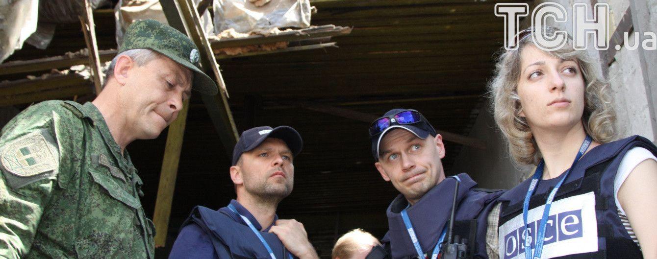 """Бойовики """"ДНР"""" не допустили моніторингову місію ОБСЄ до складів із боєприпасами"""
