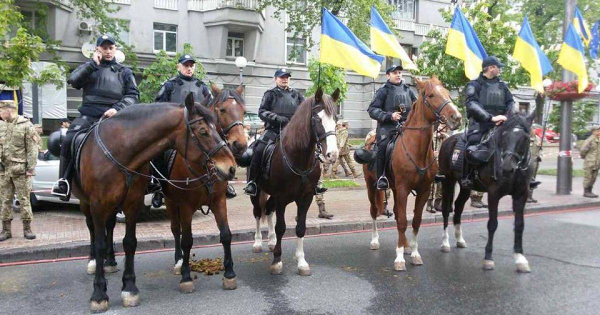 Столкновения 9 мая в Киеве: как это было