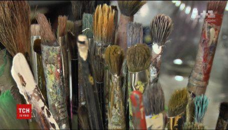 Терапія мистецтвом: картини бійців АТО прикрашають музеї міста та продають за межами країни