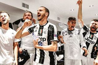 """До Кардіффа! Як """"Ювентус"""" відсвяткував вихід у фінал Ліги чемпіонів"""
