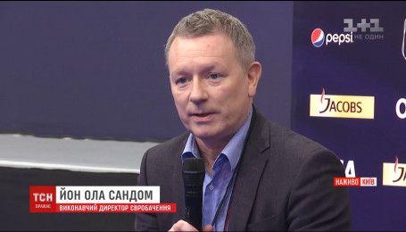 Виконавчий директор Євробачення прокоментував перспективи введення штрафів проти України та Росії