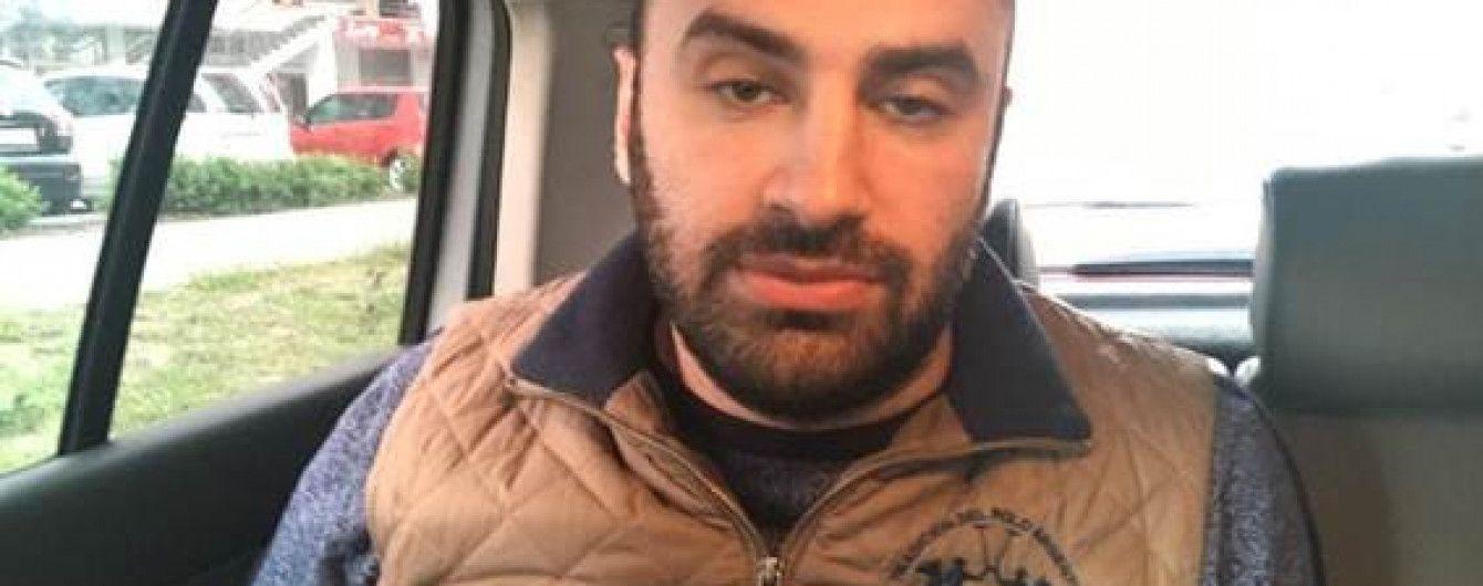 """Правоохранители выдворили за пределы Украины """"коронованного"""" в Греции """"вора в законе"""""""