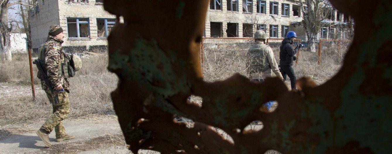 Украина возобновляет управления в Широкино, которое было закрыто для гражданских