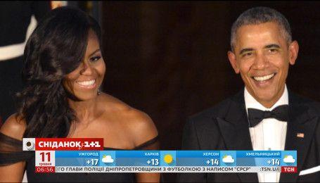Барак Обама не соромиться публічно виявляти свої почуття до дружини