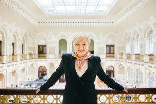 Гонтарева вошла в список 16 самых влиятельных женщин мира по версии читателей Financial Times