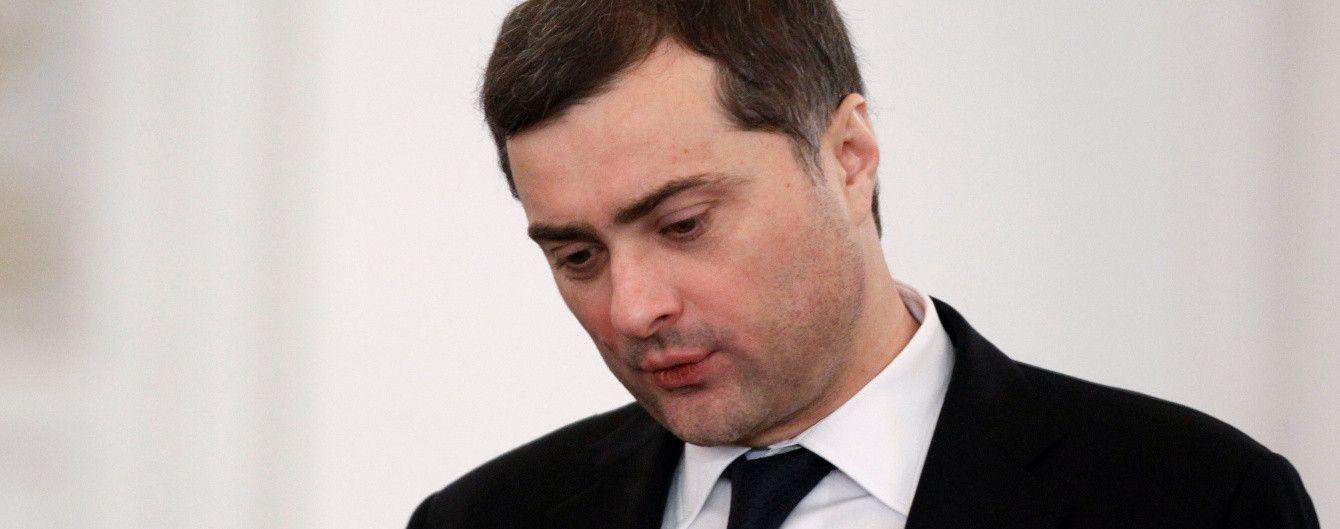 """Сурков назвав мінські угоди та домовленості з Медведчуком результатом """"мирного плану"""" Путіна"""