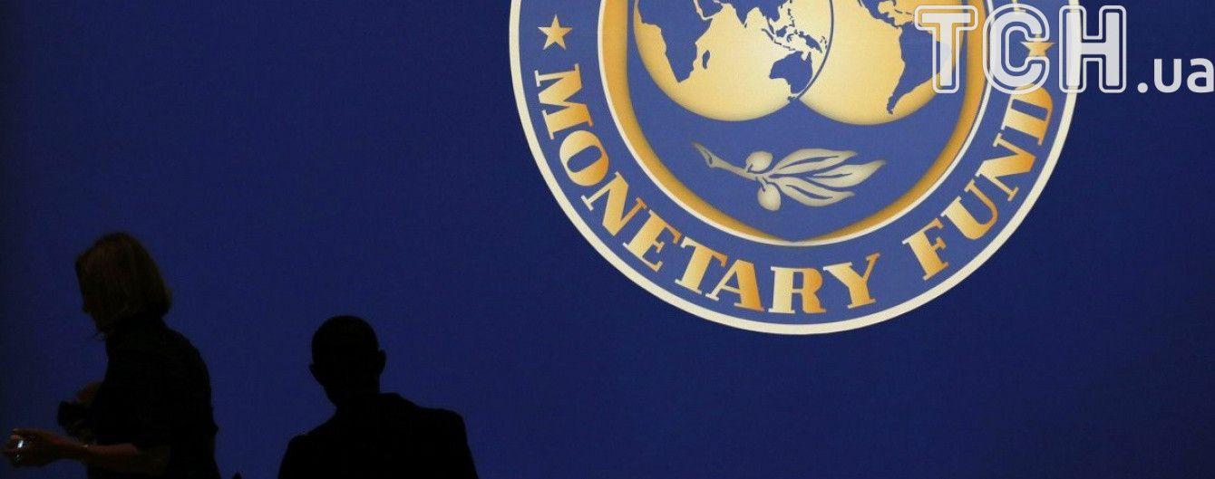 МВФ ухудшил прогноз экономического роста Украины на 2019 год