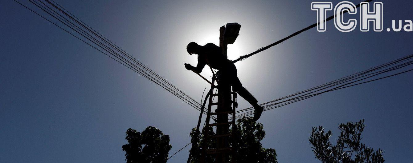 У ДСНС назвали приголомшливу кількість жителів Донеччини, які залишилися без води та електроенергії