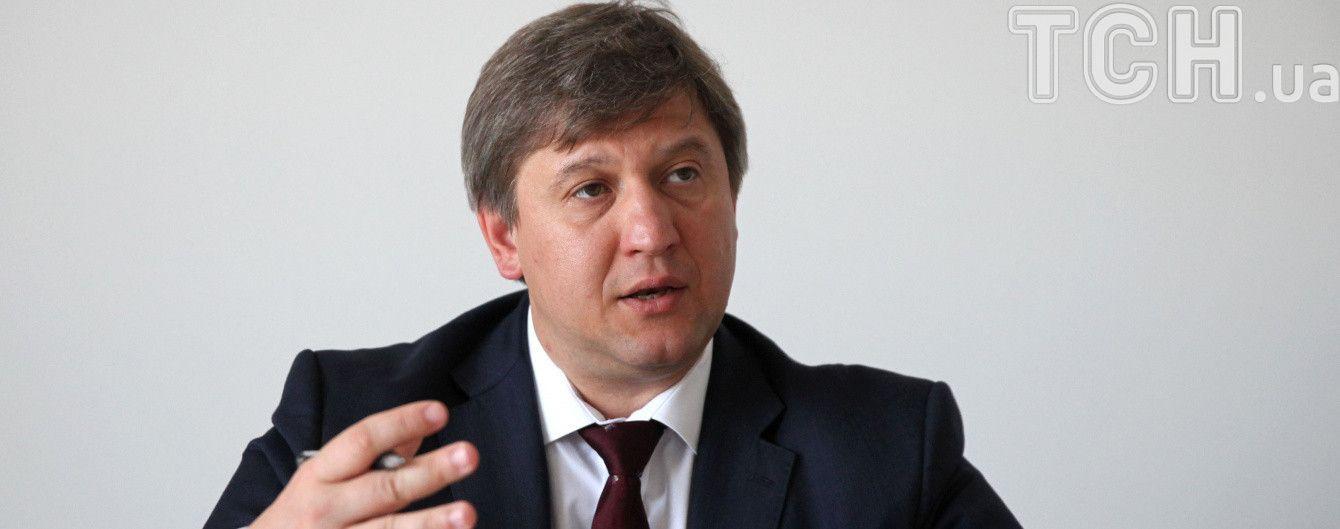 ДФС поновила податкову перевірку міністра Данилюка