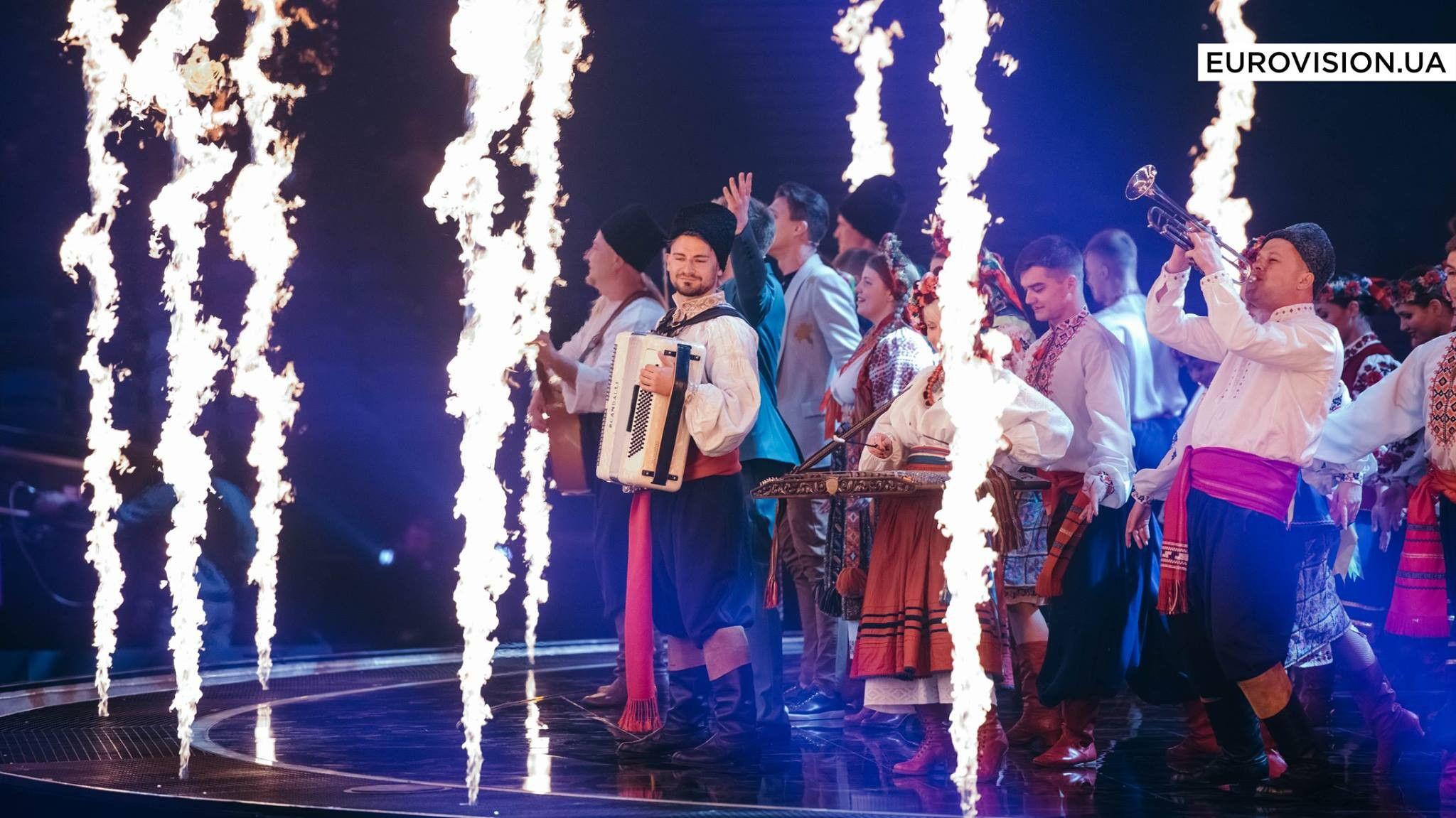 """Відкриття другого півфіналу """"Євробачення-2017"""" _1"""