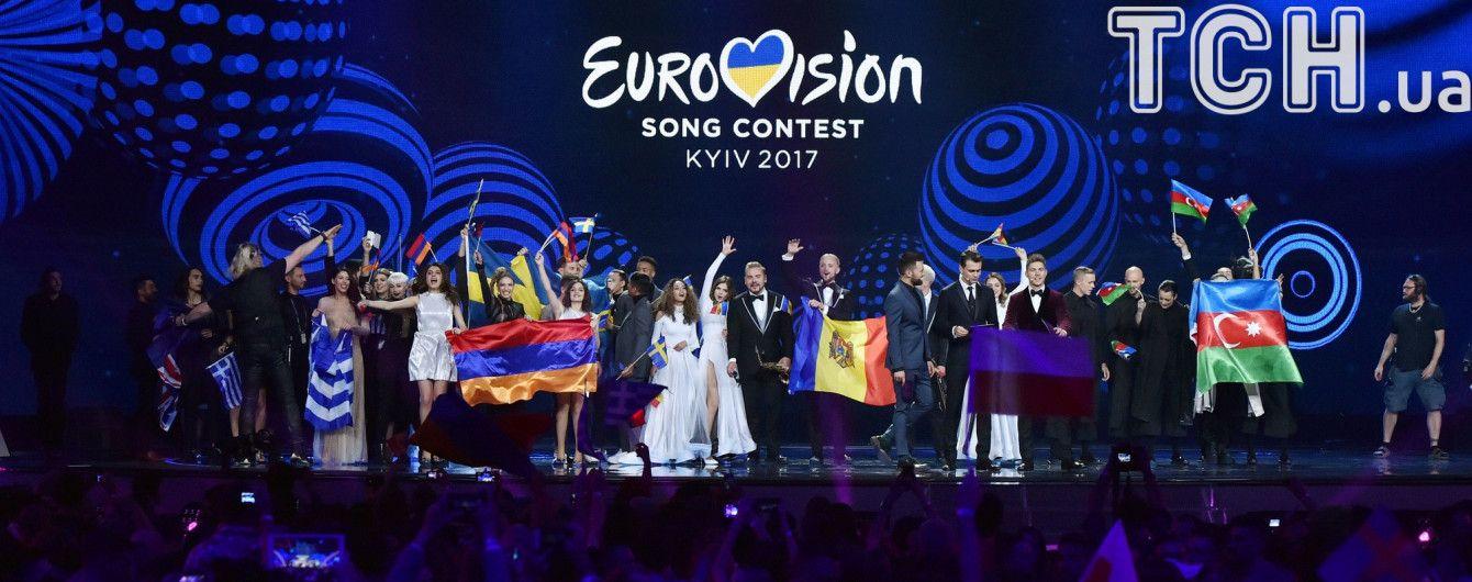 """Стало известно имя победителя """"Евровидения-2017"""""""