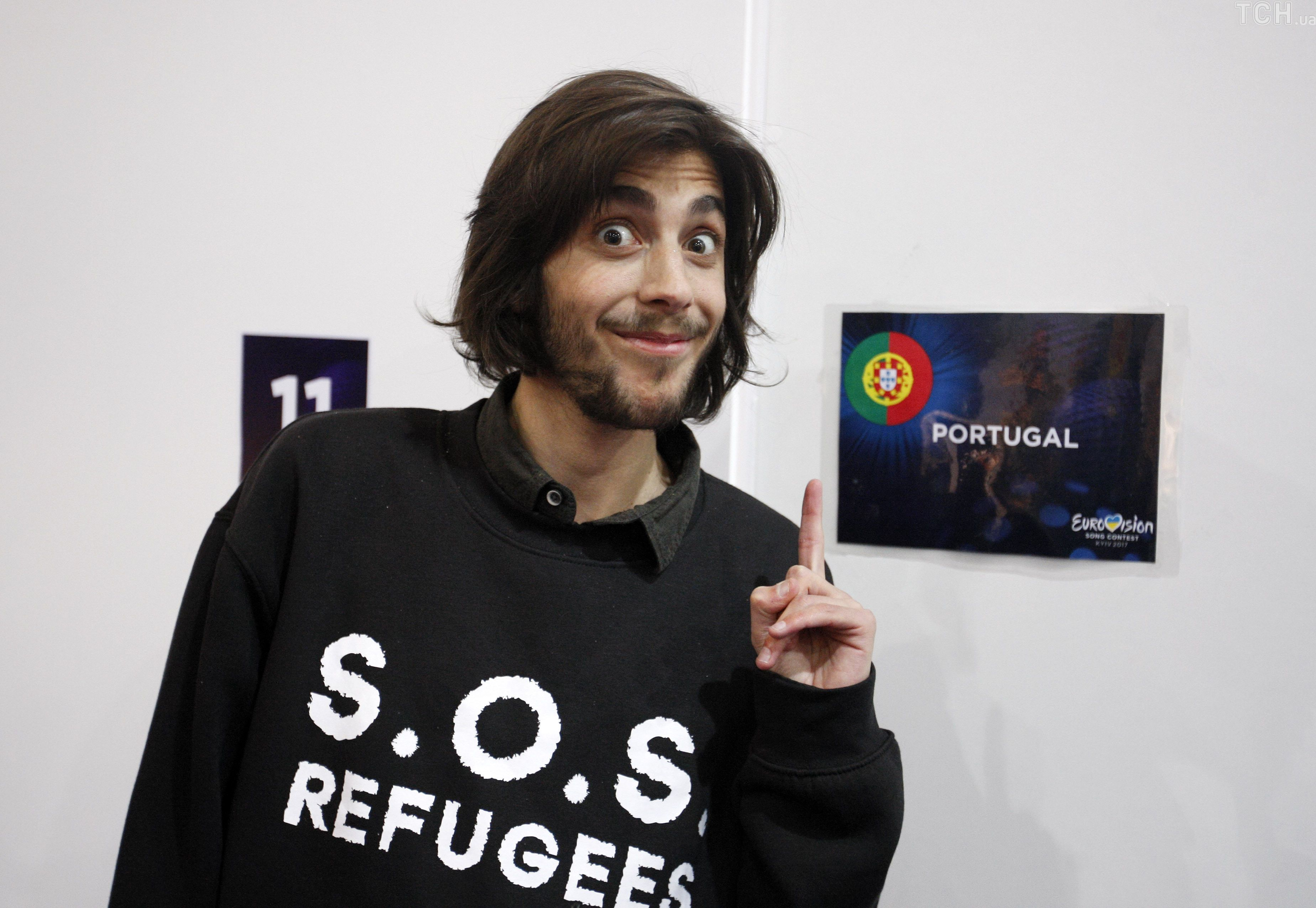 """Сальвадор Собрал """"Євробачення-2017"""""""