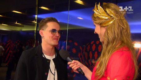 Євген Галич порівняв виступ на Євробаченні з коротким сексом