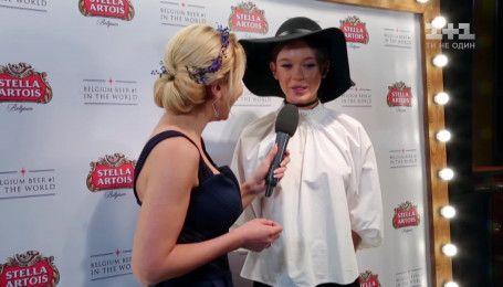 Лілія Ребрик взяла інтерв'ю у своїх колег-акторів