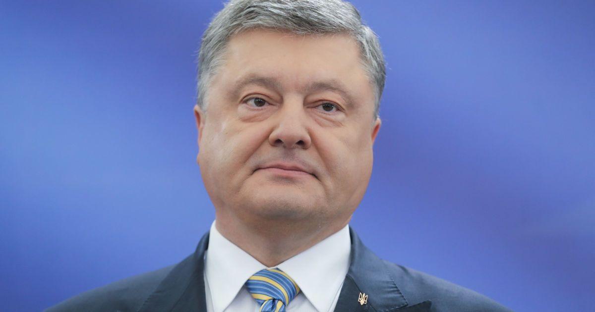Путин согнал в Украину столько армии, что может способствовать обострению в Донбассе в любое время - Порошенко