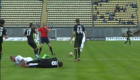 """Зоря - Олександрія - 1:0. Боротьба за """"бронзу"""" чемпіонату триває"""