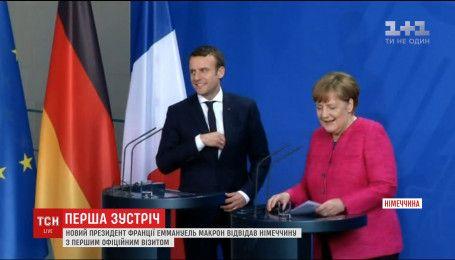 Очільники Франції та Німеччини планують реформувати Європейський Союз