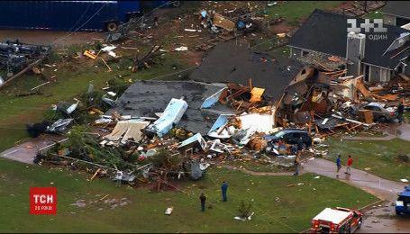 Техас, Оклахома и Висконсин оказались в плену торнадо, есть жертвы